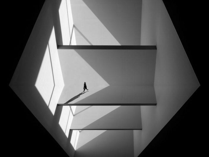 "Limberg Huib ""Walking the 3d floor"" (Netherlands)"