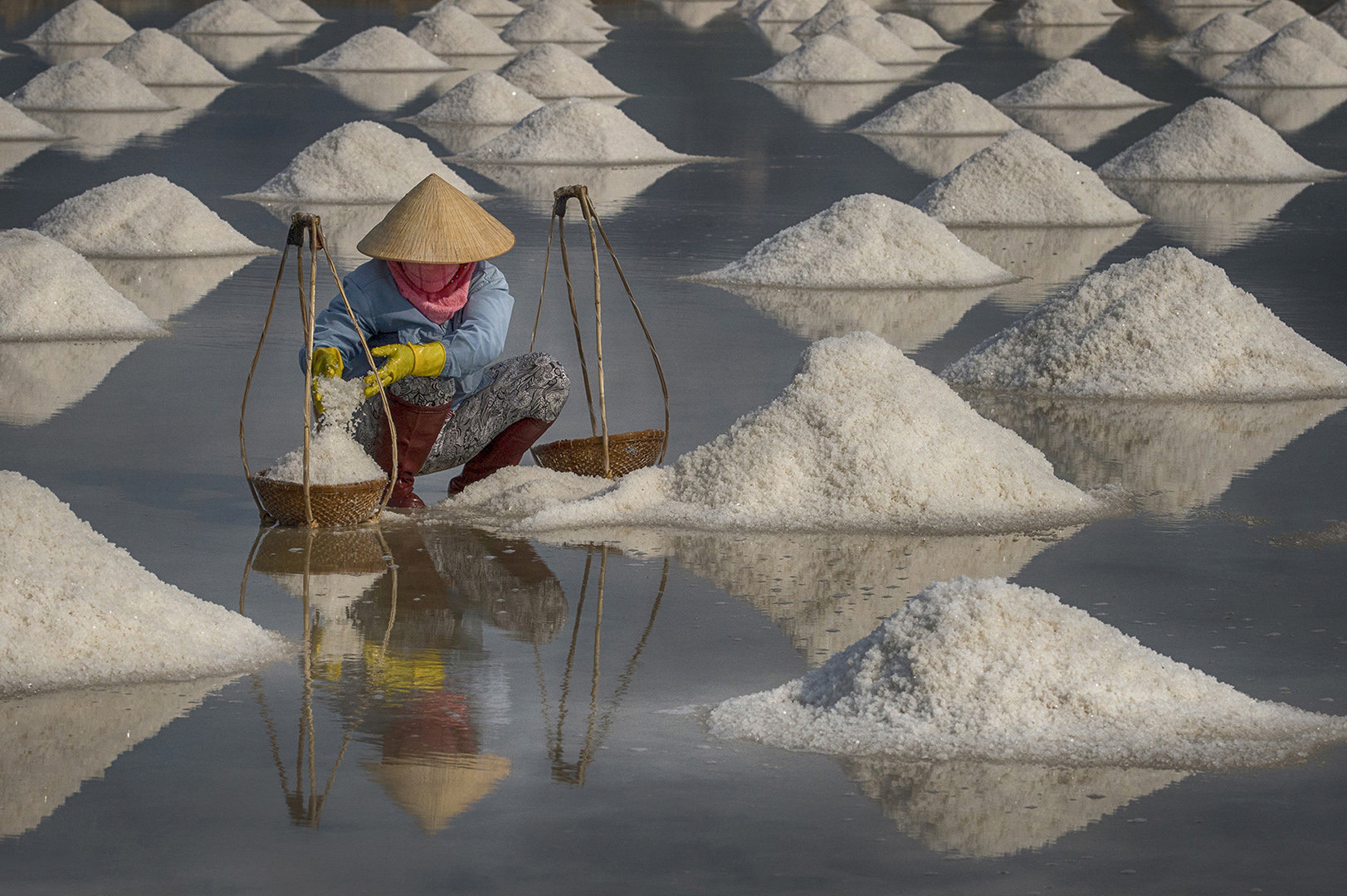 "Danny Wong (Malaysia)""Nha Trang Salt Making"""