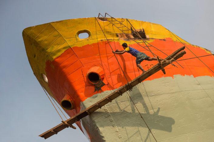 """Danny Wong (Malaysia)""""Shipyard"""""""