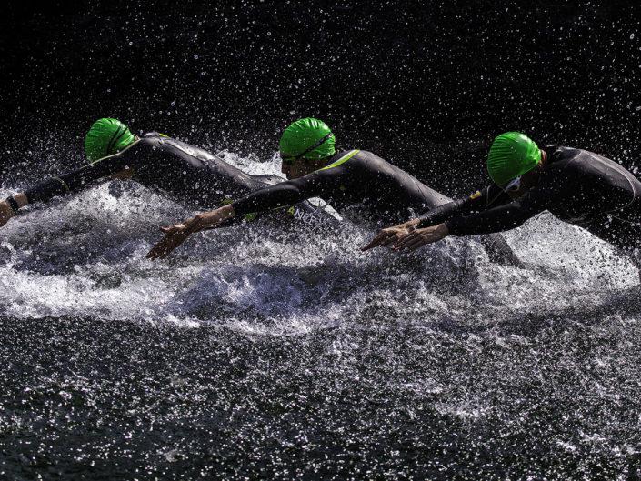 """Dario Riva """"Triathlon 16"""" - CEF HM"""