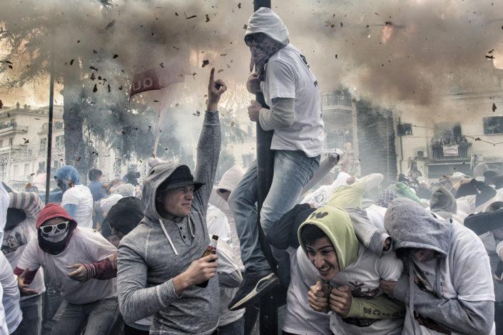 """Lorenzo Di Candia """"Revolution 2017_2"""""""