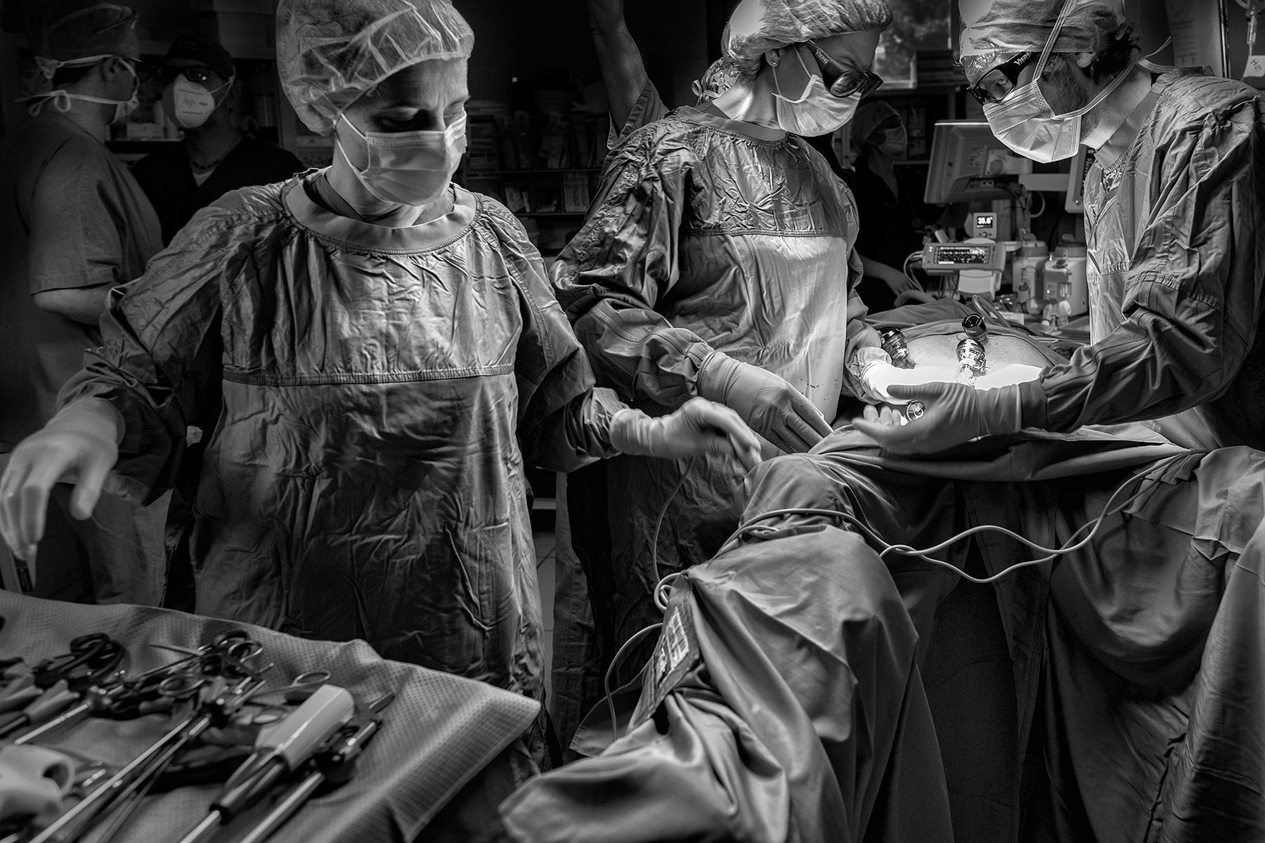 """Lorenzo Di Candia """"Surgeon"""""""
