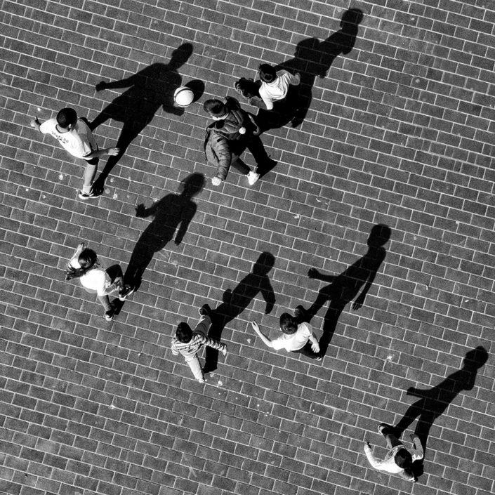 "Lorenzo Di Candia ""Soccer shadow"""
