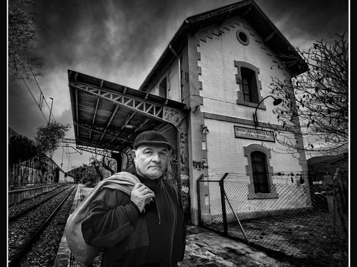 "Manuel Gallart Pablo ""Viajero del saco"" - FIAP HM"